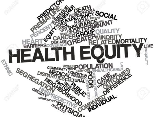 What does Health Equity mean?