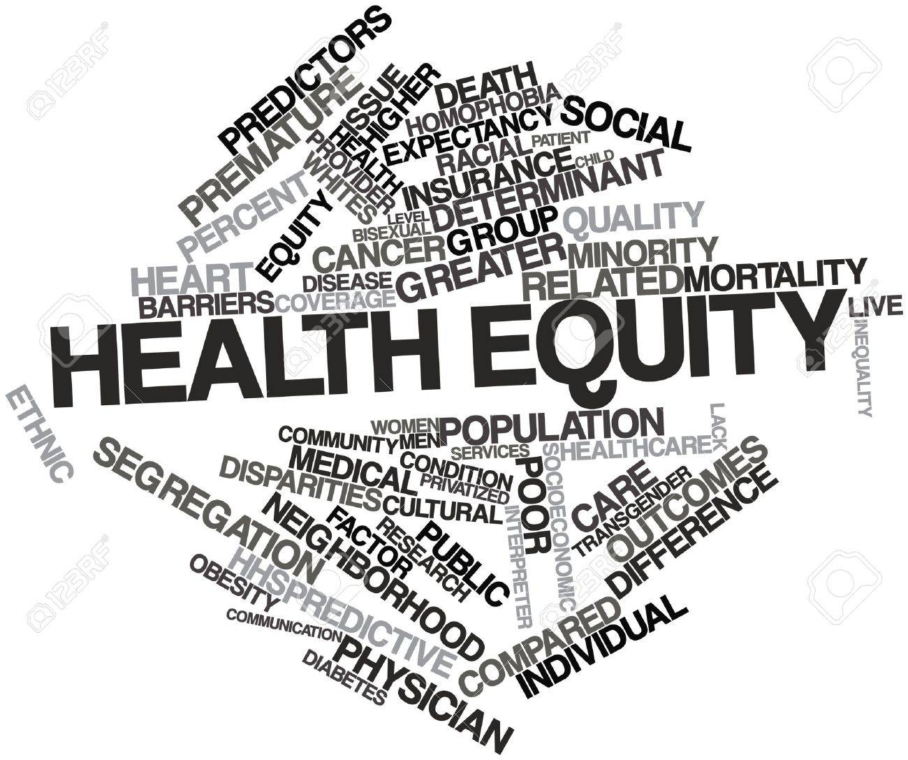 what does health equity mean? - marissa fayer