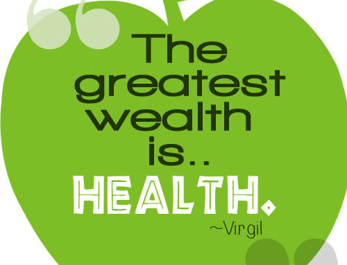 Health is More Important than Money