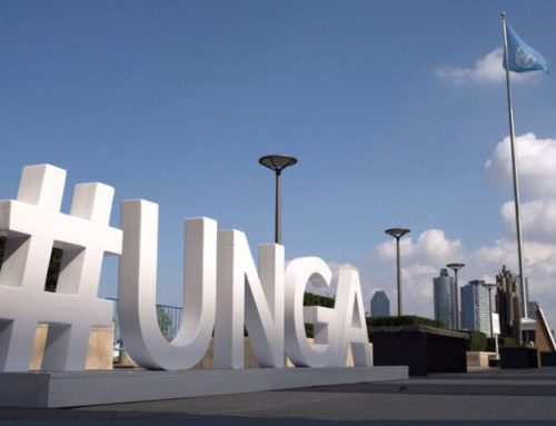 Thoughts from United Nations General Assembly (UNGA)